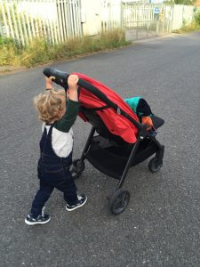pushchair stereotyping
