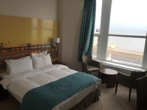 Best Western bedroom, Blackpool, Hotel