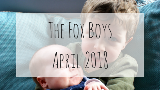 The Fox Boys April