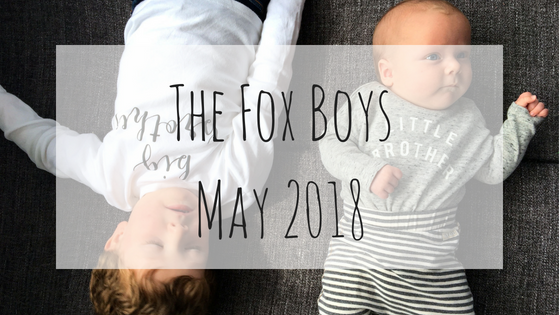 Fox Boys May 2018